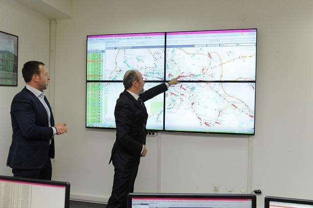 Промовиран системот за автоматска локација на автобусите во ЈСП