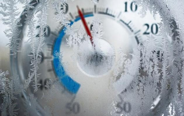 Во источна Турција измерено -41,2 степени