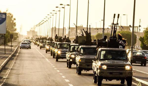 Islamska Drzava Libija