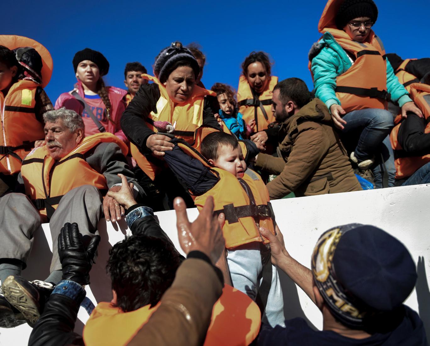 ММФ: Бегалците ја чинеа Грција 300 милиони евра во 2015-тата година