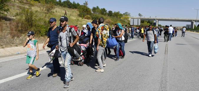 Турција воведе ограничувања за сириските бегалци
