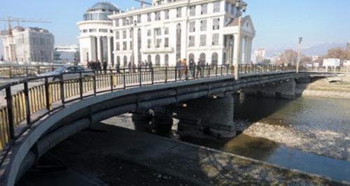 Утре затворен сообраќајот во центарот на Скопје поради Водици