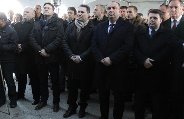 Пуштен во употреба новиот далекувод што ги поврзува Македонија и Србија