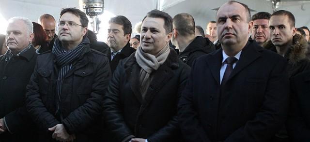 ФОТО: Пуштен во употреба новиот далекувод што ги поврзува Македонија и Србија