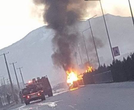 Експлозија кај руската амбасада: Напад на бомбаши-самоубијци во Кабул