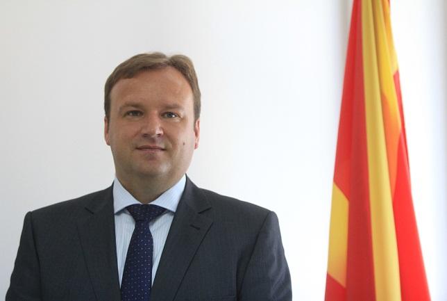 Димитриев до Собранието достави Предлог за работа на новата Влада и Предлог состав на Владата