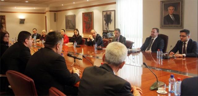 Димитриев: Со комуникација меѓу Владата и ДИК ќе направиме услови за одржување на изборите