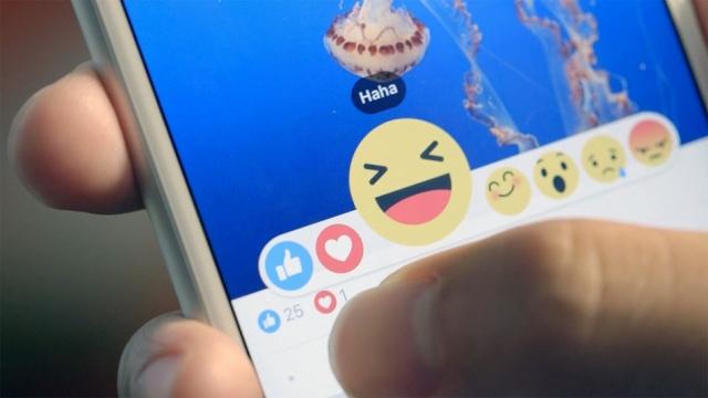 """Нови икони кои ќе го збогатат """"like"""" копчето на Фејсбук"""