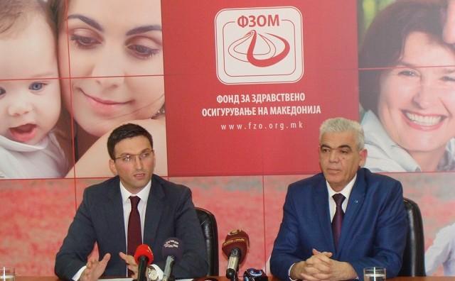 ФЗОМ одобри средства за лекување во странство за уште три лица