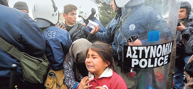 Орбан: ЕУ треба да изгради нова заштитна линија на северната граница на Грција за да го запре напливот од мигранти