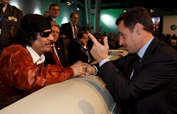 Либиската иницијатива да се натпреварува со европскта валута морало да биде спречена со воена агресија