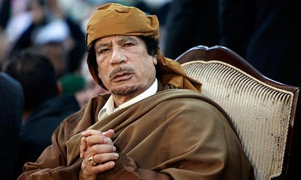 Еве зошто е убиен Гадафи, а Либија е уништена!