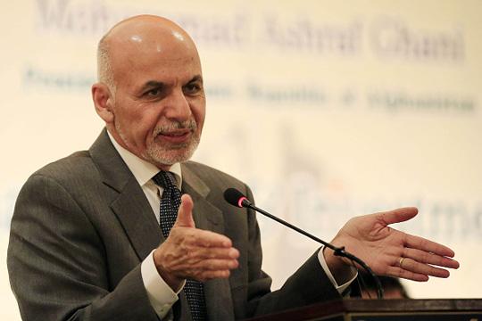 Afghan President Ashraf Ghani visits Pakistan