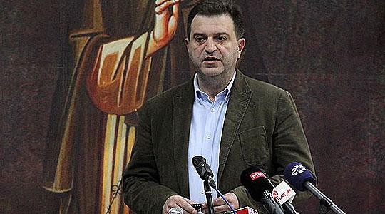 Горан Трајковски нов директор на Дирекцијата за заштита на лични податоци