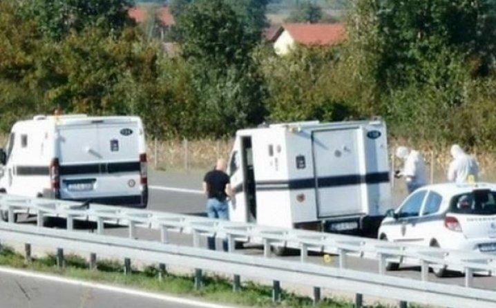 Уапсени шестмина специјалци за филмски грабеж на комбе со пари