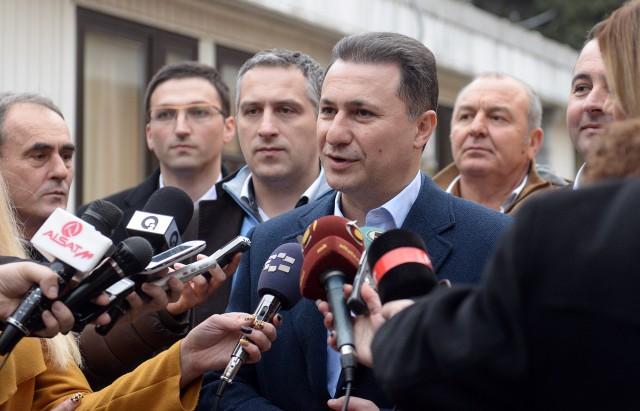 Груевски: Заев ја става целата држава во залог, не постојат пречки за избори на 24 април