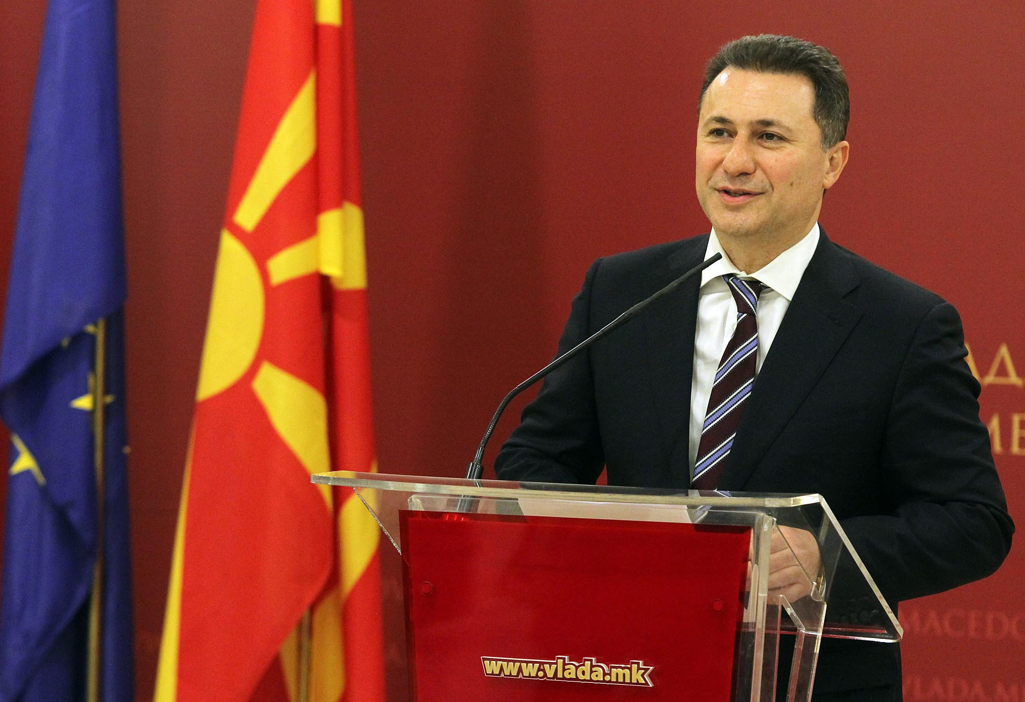 Груевски: Борбата за Македонија, нема никогаш да престане!