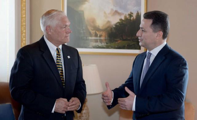 Премиерот во Вашингтон оствари средба со Сешн и Берсин