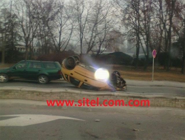 """Едно лице повредено во сообраќајката на """"Илинденска"""""""