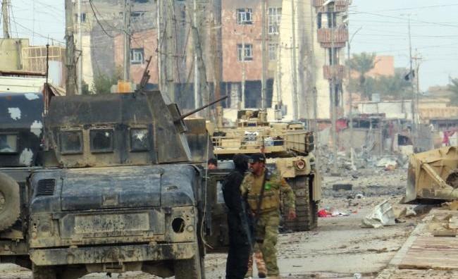 Седум самоубиствени напади на ИСИС во Рамади