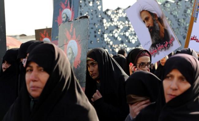 Во Иран нови протести против Саудиска Арабија