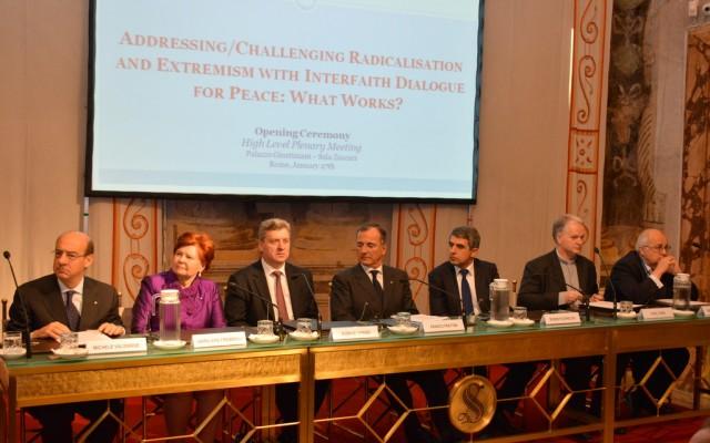 Иванов во Рим: Со меѓурелигиски дијалог против радикализацијата и екстремизмот