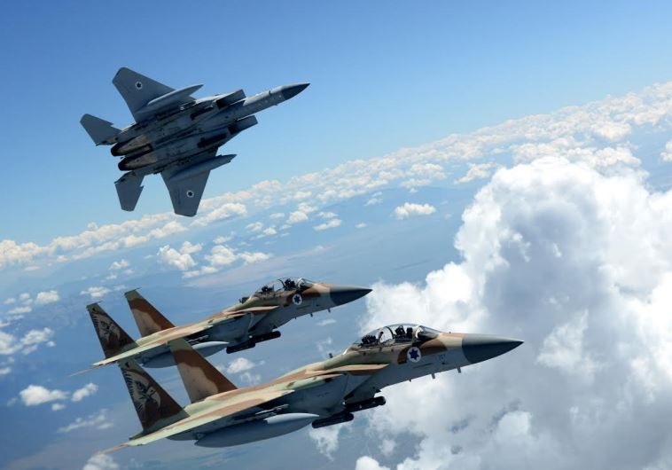 """Израел нападна цели на """"Хамас"""" во Појасот Газа"""