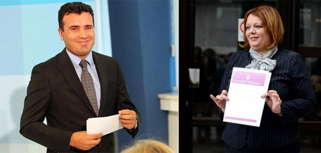 """""""Курир"""": Заев со помош на Катица Јанева сака да ги одложува изборите"""