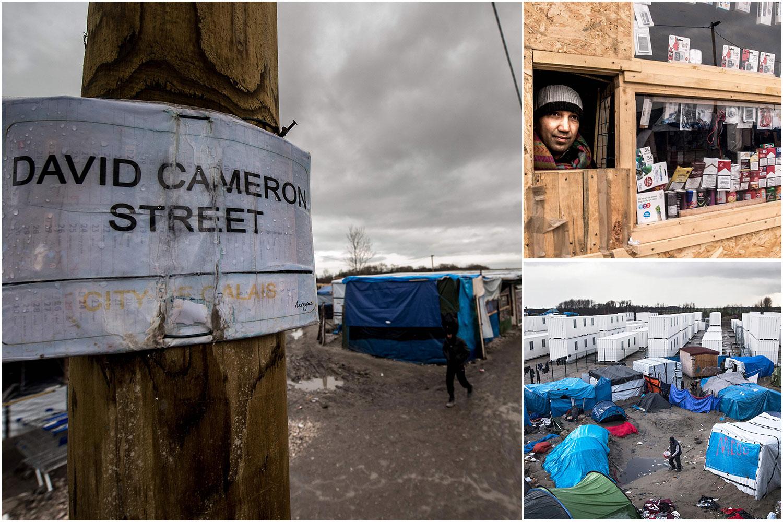 ФОТО: Кампот кај Кале добива сопствени улици