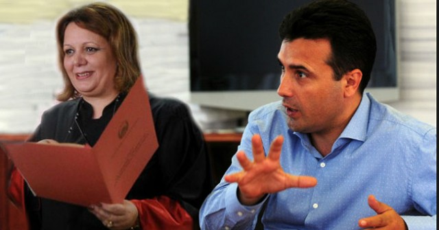 Катица Јанева го заштити Заев и си потпиша кривична