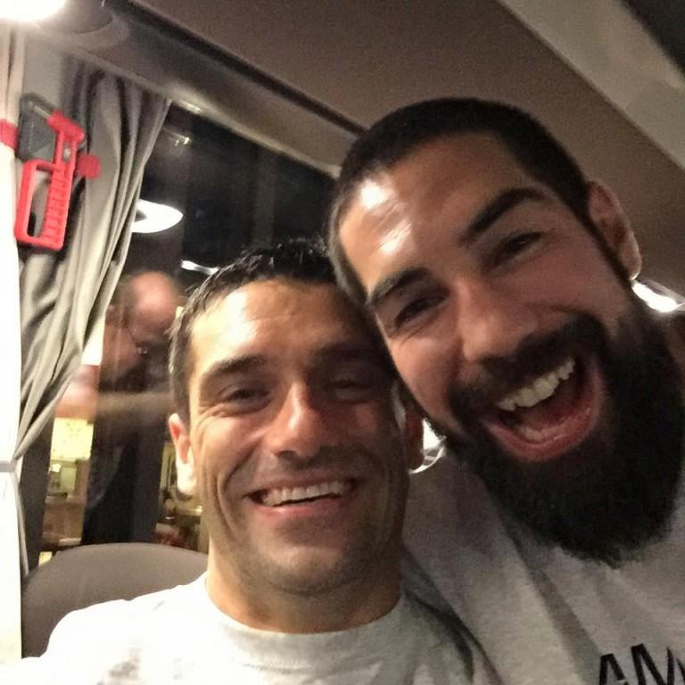 Лазаров: Се сретнав со браќата Карабатиќ и Абало