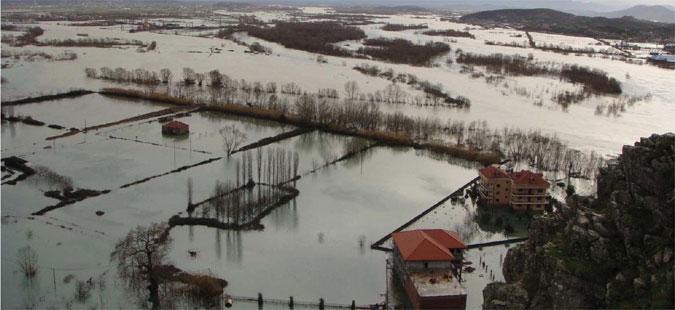 Во поплавените подрачја во Косово не е алармантно