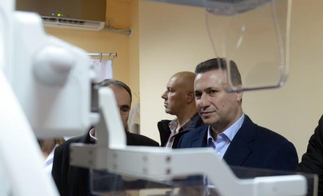 Охридската болница доби најсовремен дигитален мамограф