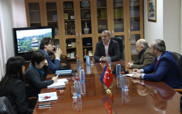 Општина Гази Баба потпиша меморандум со Турската асоцијација на Бизнис Ангели
