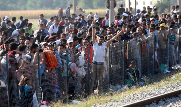 Микл-Лајтнер: Бегалците да остануваат и во другите безбедни земји