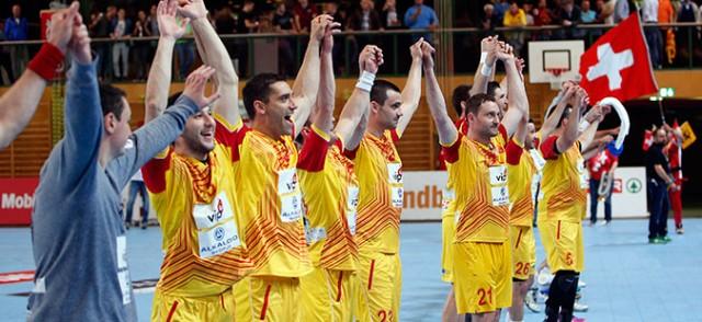 Македонија против Белорусија за прва победа на ЕП во Полска