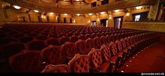 МНТ и Драмски театар со шест премиери во 2016-та