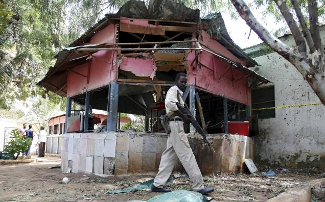 Четворица загинати во самоубиствен напад во Сомалија