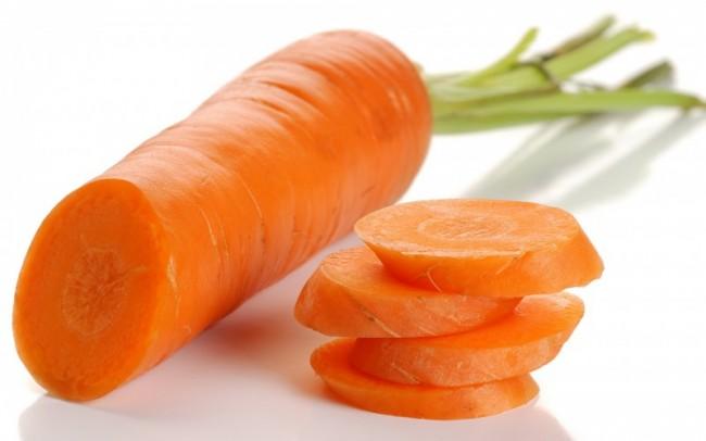 10 неверојатни промени со само еден морков на ден