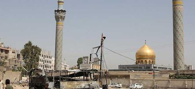 45 жртви и 110 ранети во троен напад во Дамаск