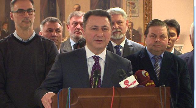 Грууевски: Народот има моќ да одлучува за нашата држава