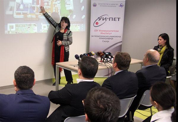 Груевски: Изграден е најсовремен Пет Центар кој е огромен чекор напред во медицинската дијагностика