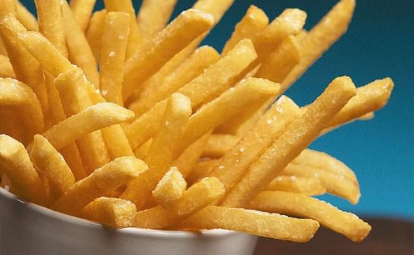 Трик за совршени пржени компирчиња