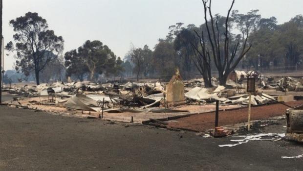 Во пожарот во Австралија изгоре 121 куќа