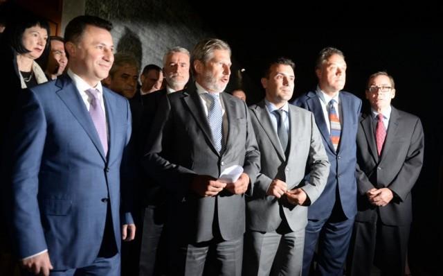 Заев и СДСМ упорно ја туркаат Македонија во агонија – бегаат од избори
