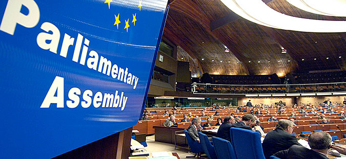 Мониторинг комисијата на ПССЕ зад затворенa вратa расправаше за Македонија