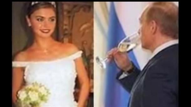 Путин наскоро ќе се жени?!