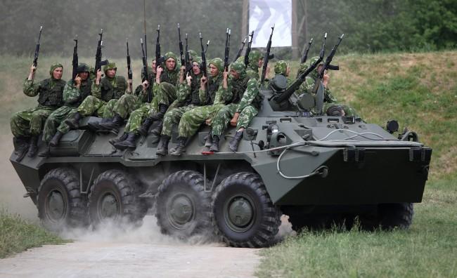 Русија ќе формира четири нови воени дивизии