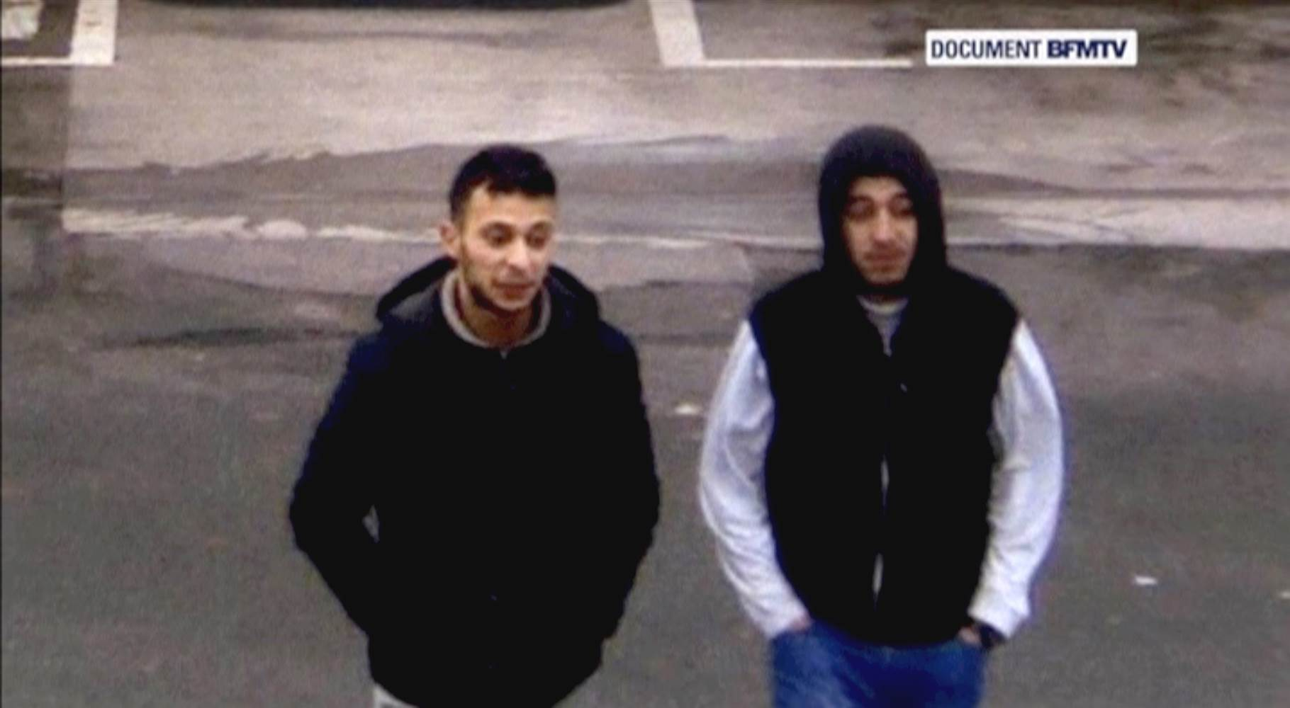 ВИДЕО: Објавени нови снимки од Салах Абдеслам, напаѓачот од Париз