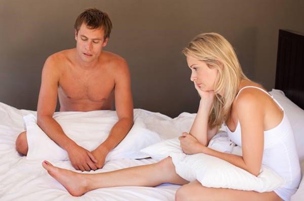 Што им пречи на мажите во кревет?
